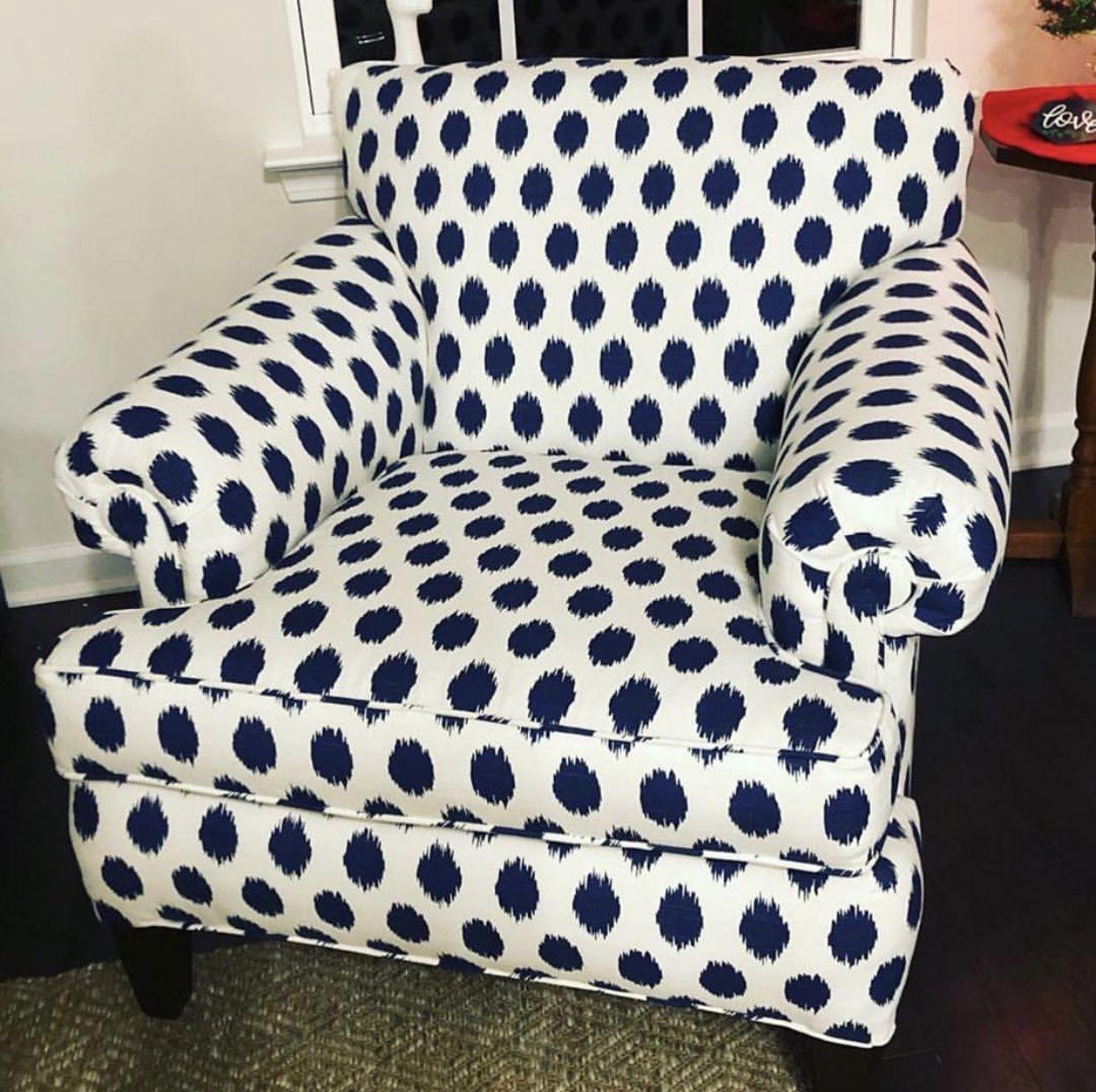 armchair upholstery