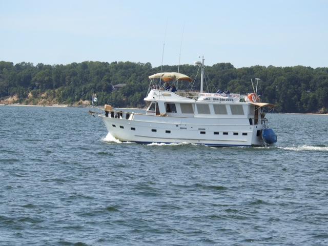 allez marine trader trawler