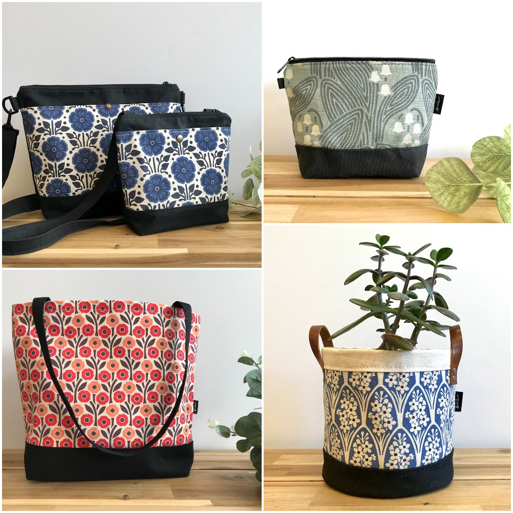 flower of the month bags